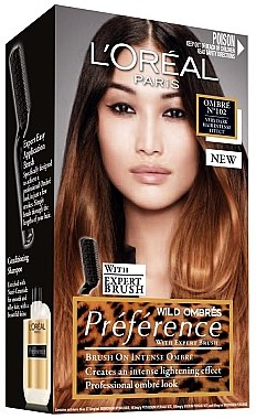 Haarfarbe - L'Oreal Paris Preference Wild Ombres — Bild N1