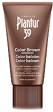 Düfte, Parfümerie und Kosmetik Haarspülung für dunkles Haar - Plantur 39 Color Brown Balm