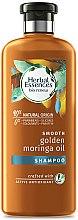 Düfte, Parfümerie und Kosmetik Glättendes Shampoo mit Moringaöl - Herbal Essences Golden Moringa Oil Shampoo