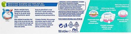 Zahnpasta Anti-Cavity Delicate White - Blend-a-med Anti-Cavity Delicate White — Bild N3