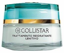 Düfte, Parfümerie und Kosmetik Feuchtigkeitsspendende und beruhigende Gesichtscreme für sehr empfindliche Haut - Collistar Speciale Pelli Ipersensibili Rehydrating Soothing Treatment