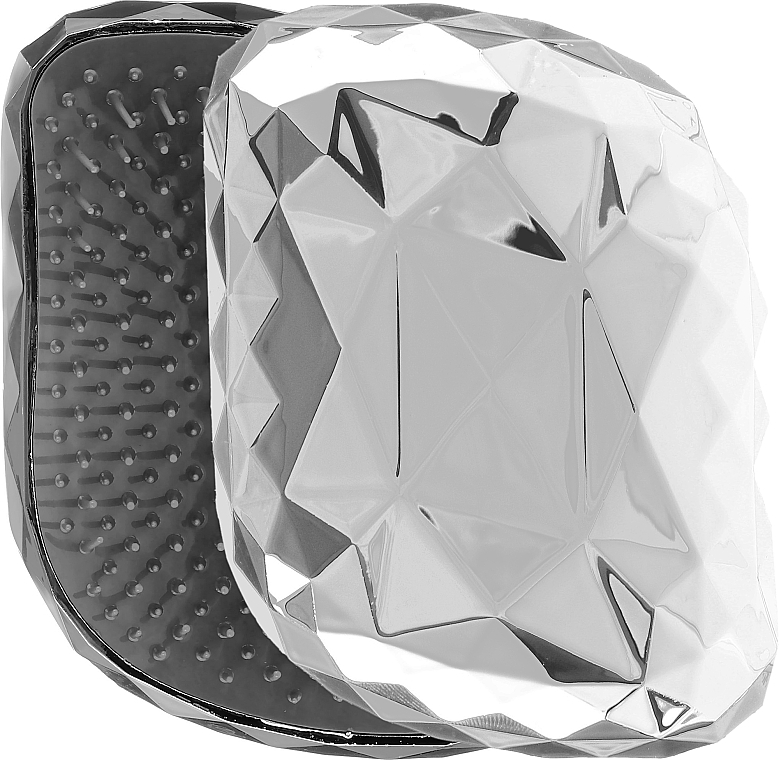 Entwirrbürste silber - Twish Spiky 4 Hair Brush Diamond Silver — Bild N1