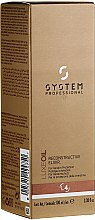 Düfte, Parfümerie und Kosmetik Regenerierendes Haarelixier - System Professional LuxeOil Reconstructive Elixir L4 For Keratin Protection