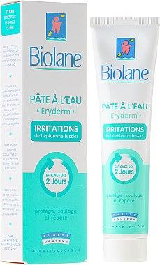 Regenerierende Windelcreme auf Wasserbasis - Biolane Baby Eryderm Cream — Bild N1