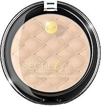 Düfte, Parfümerie und Kosmetik Mattierender Gesichtspuder - Bell Secretale Mat Touch Face Powder