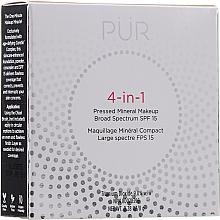 Düfte, Parfümerie und Kosmetik 4in1 Make-up Base - Pur 4-In-1 Pressed Mineral Makeup SPF15