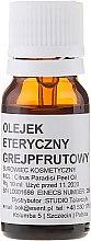 """Düfte, Parfümerie und Kosmetik Ätherisches Öl """"Grapefruit"""" - Esent"""