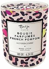 Düfte, Parfümerie und Kosmetik Duftkerze French Pompon - Baija French Pompon Scented Candle