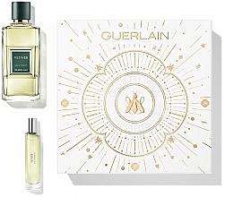 Düfte, Parfümerie und Kosmetik Guerlain Vetiver - Duftset (Eau de Toilette 100ml + Eau de Toilette 15ml)