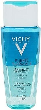 2in1 Augen-Make-up Entferner - Vichy Purete Thermale Struccante Waterproof Occhi Sensibili — Bild N1