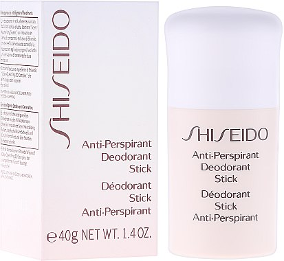 Deostick Antitranspirant - Shiseido Anti-Perspirant Deodorant Stick — Bild N1