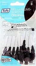 Düfte, Parfümerie und Kosmetik Interdentalzahnbürsten 1,5 mm schwarz 8 St. - TePe Interdental Brushes Normal 1,5mm