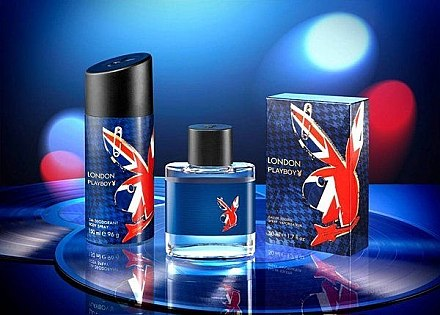 Playboy London - Deodorant spray  — Bild N5