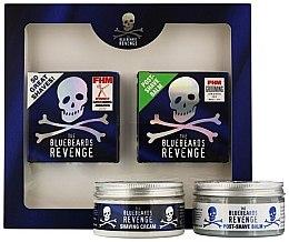 Düfte, Parfümerie und Kosmetik Gesichtspflegeset - The Bluebeards Revenge (After Shave Balsam 100ml+Rasiercreme 100ml)