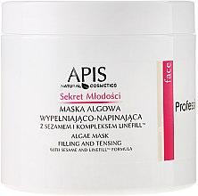 Düfte, Parfümerie und Kosmetik Gesichtsmaske mit Algen - APIS Professional Secret Of Youth Face Mask