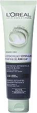Düfte, Parfümerie und Kosmetik Gesichtsgel - L'Oreal Paris Skin Expert Pure Clay Detox Foam Wash