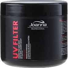 Düfte, Parfümerie und Kosmetik Maske für coloriertes Haar mit Kirschduft - Joanna Professional Protective Hair Mask UV Filter