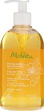 """Pflegeshampoo für trockenes Haar """"Blütenhonig und Orangenblüten"""" - Melvita Gentle Nourishing Shampoo — Bild N3"""