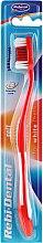 Düfte, Parfümerie und Kosmetik Zahnbürste weich Rebi-Dental M43 rot - Mattes
