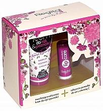 Düfte, Parfümerie und Kosmetik Körperpflegeset - Regital Hand & Lips (Handcreme 40ml + Lippenbalsam 4.9g)