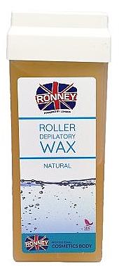 Natürliches Enthaarungswachs - Ronney Wax Cartridge Natural — Bild N1