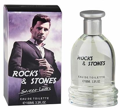 Street Looks Rocks & Stones - Eau de Toilette  — Bild N1
