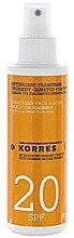 Düfte, Parfümerie und Kosmetik Yoghurt Sonnenemulsion für Gesicht und Körper LSF 20 - Korres Yoghurt Face and Body Sunscreen Emulsion SPF 20