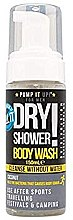 Düfte, Parfümerie und Kosmetik Trocken-Waschschaum für Hände und Körper mit Kokosnuss - Pump It Up Dry Shower Body Coconut