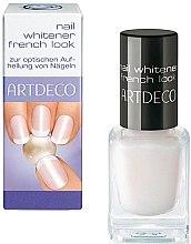 Düfte, Parfümerie und Kosmetik Nagellack zur optischen Aufhellung von Nageln - Artdeco Nail Whitener French Look