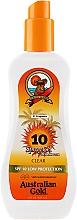 Düfte, Parfümerie und Kosmetik Sonnenspray-Gel ohne Bronzer SPF 10 - Australian Gold SPF 10 Spray Gel