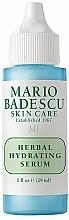 Düfte, Parfümerie und Kosmetik Feuchtigkeitsspendendes Gesichtsserum mit Ceramiden, Ginkgo und Ginseng - Mario Badescu Herbal Hydrating Serum