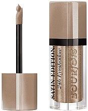 Düfte, Parfümerie und Kosmetik Flüssiger Lidschatten - Bourjois Satin Edition 24H Eyeshadow