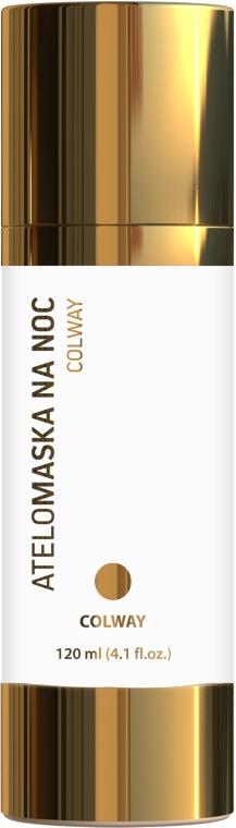 Gesichtsmaske für die Nacht mit Kollagen - Colway AteloMask for Overnight Skincare — Bild N2