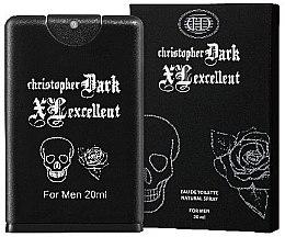 Düfte, Parfümerie und Kosmetik Christopher Dark Men XL Excellent - Eau de Toilette