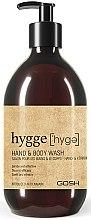 Düfte, Parfümerie und Kosmetik Hand- & Körperwaschgel - Gosh Hygge Hand and Body Wash