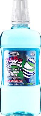 Mundwasser für Kinder 6-12 Jahren - Beauty Formulas Active Oral Care Quick Rinse — Bild N1