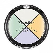 Düfte, Parfümerie und Kosmetik Korrekturpuder Quartett - Pierre Rene Color Correcting