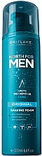 Düfte, Parfümerie und Kosmetik Rasierschaum - Oriflame North For Men Original Shaving Foam