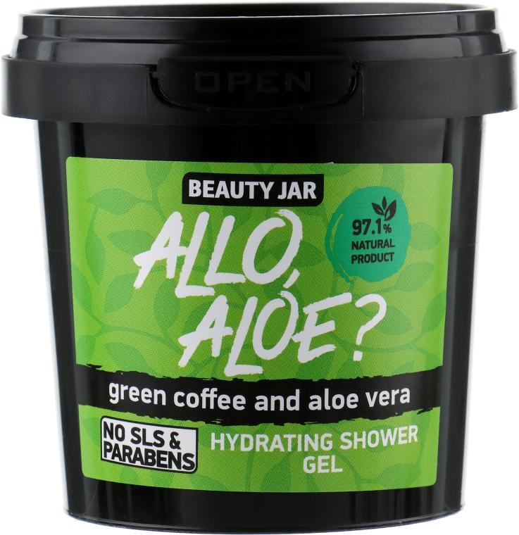 """Feuchtigkeitsspendendes Duschgel """"Allo, Aloe?"""" - Beauty Jar Hidrating Shower Gel — Bild N1"""