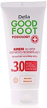 Düfte, Parfümerie und Kosmetik Pflegende und regenerierende Fußcreme - Delia Good Foot Conditioning Regenerating Foot Cream
