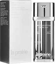 Düfte, Parfümerie und Kosmetik Feuchtigkeisspendende und aufbauende Anti-Falten Gesichtscreme - La Prairie Line Interception Power Duo