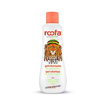Düfte, Parfümerie und Kosmetik Gel-Shampoo für Kinder mit Aloe Vera und Panthenol - Roofa Cool Kids Gel Shampoo