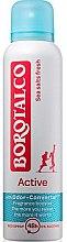 Düfte, Parfümerie und Kosmetik Deospray - Borotalco Active Sea Salts Fresh