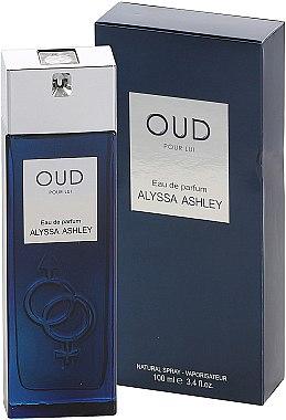 Alyssa Ashley Oud Pour Lui - Eau de Parfum — Bild N4