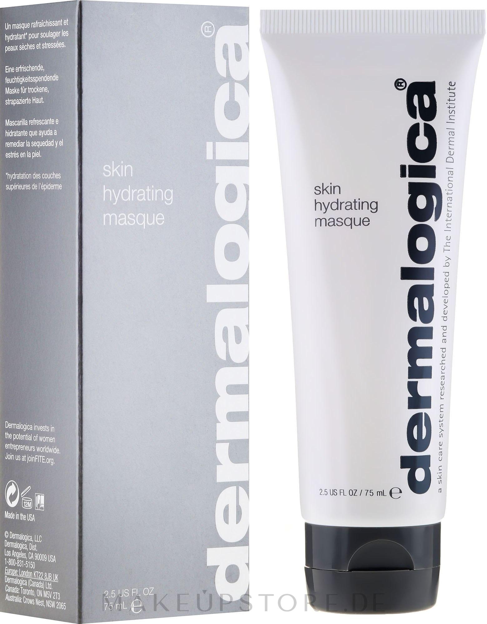 Feuchtigkeitsspendende Gesichtsmaske - Dermalogica Skin Hydrating Masque — Bild 75 ml