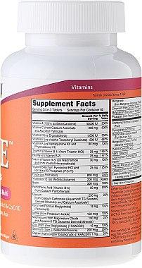 Multivitamine für die Frau mit Preiselbeere, Alpha-Liponsäure und Coenzym Q10 - Now Foods Eve Womans Multi — Bild N4