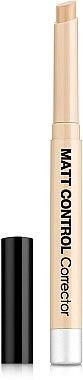 Mattierender Gesichts-Concealer - Dermacol Matt Control Corrector — Bild N1