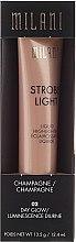 Düfte, Parfümerie und Kosmetik Flüssiger Highlighter für das Gesicht - Milani Strobe Light Liquid Highlighter