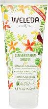 Düfte, Parfümerie und Kosmetik Duschgel mit Ylang Ylang - Weleda Summer Garden Shower Exotic Ylang Ylang