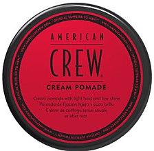 Düfte, Parfümerie und Kosmetik Haarpomade für leichten Halt und matten Finish - American Crew Cream Pomade